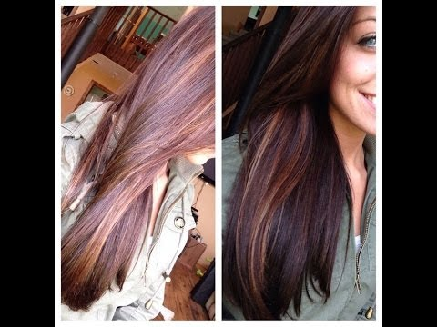 30 Hair Highlights for Dark Brown Hair (Caramel Brunette Hair Color)