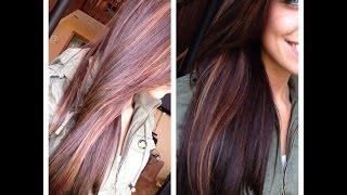 30 Hair Highlights for Dark Brown Hair ( Caramel Brunette Hair Color)