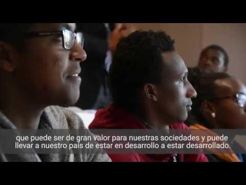 25 estudiantes de Kenia profundizan sobre economía del desarrollo en el NCID
