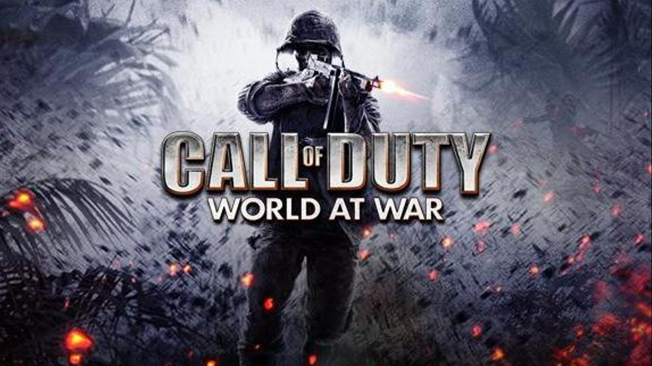 Saving Private Polonsky Shen Tries Cod World At War Youtube