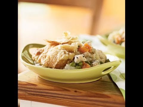 Light Chicken Potpie Recipe