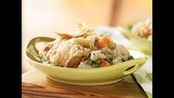 Light Chicken Potpie Recipe