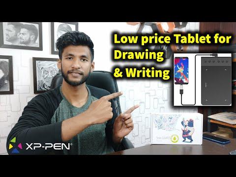 Best Digital Tablet for Online Teaching, Education videos - under 4000 Rs | XP Pen Star G640S Review