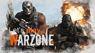 Когда спецназ стучится в дверь! ● Call of Duty: WARZONE [#19]