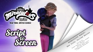 MIRACULOUS WORLD | ⭐ ROOFTOP PARTY - Script to screen ✍🗽 New York: United Heroez