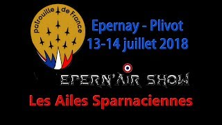 Epern Air Show 2018MARNE 1918 IL Y A CENT ANS