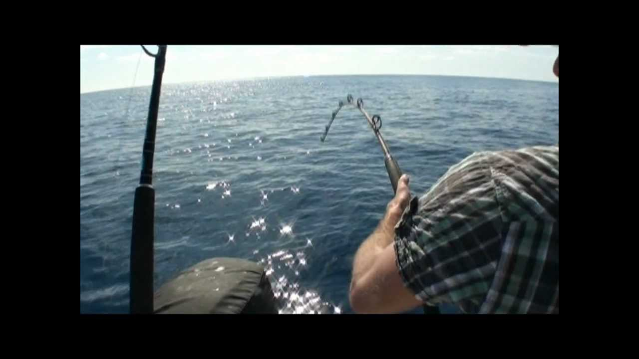 Awesome fishing video big red emperor fish boom youtube for Youtube fishing video