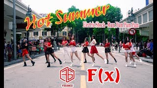 [KPOP IN PUBLIC] F(x) 에프엑스 - HOT SUMMER + Electrick Shock + …