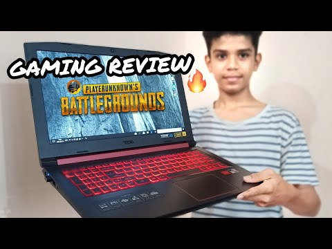 Acer Nitro 5 Gaming Review | With High Graphics
