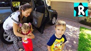 ВЛОГ Америка ИЩЕМ ДОМ в Майами и Орландо Рум Тур нашего Супер дома Играем, веселимся ★Kids Roma Show