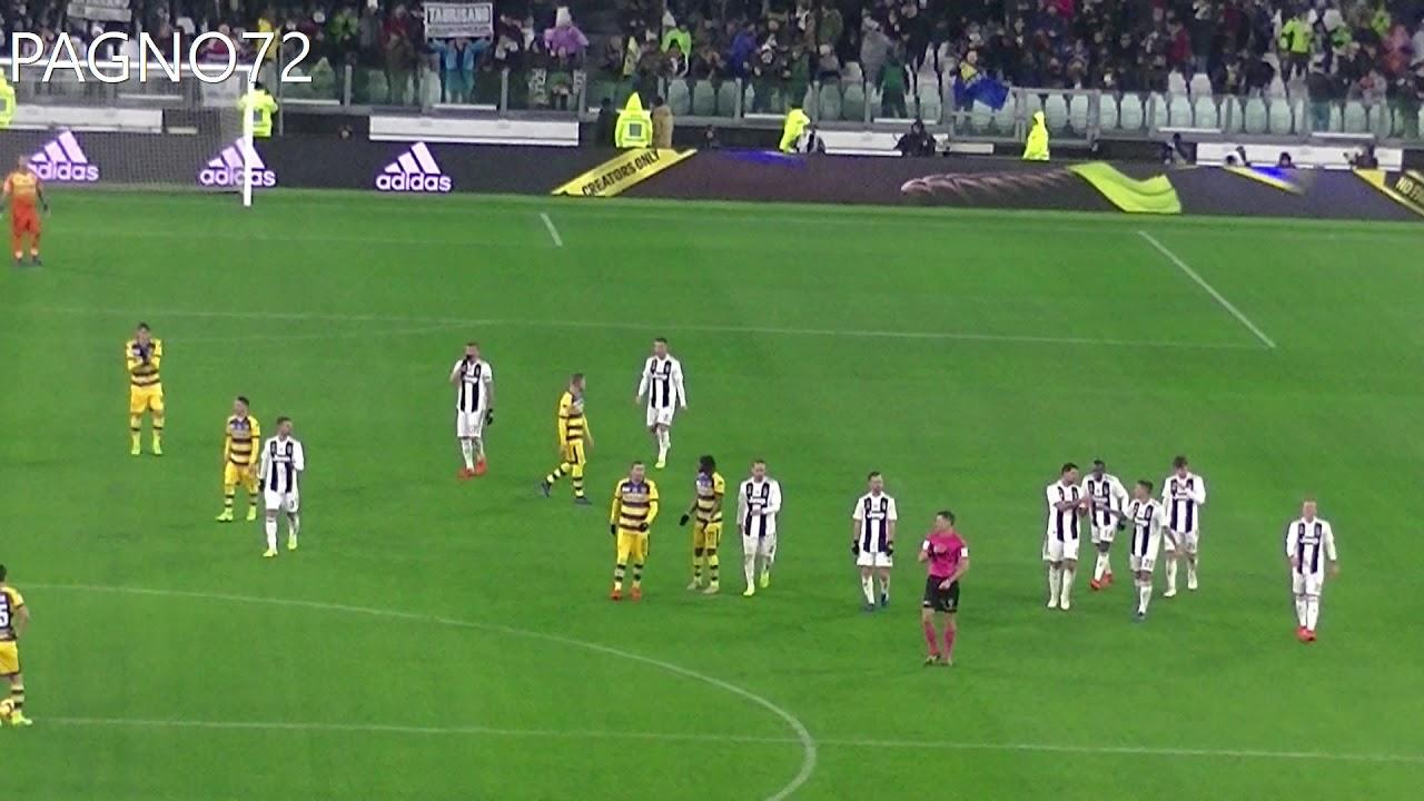 Juventus Vs Parma Goal C Ronaldo 3 1 Youtube