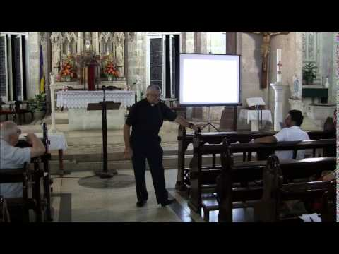 Father John Persaud Lecture on 'Marriage and Nullity'