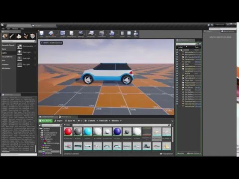 Vehicraft  Example WIP
