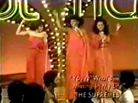 The Supremes - You're What's Missing In My Life [Soul Train - 1976]