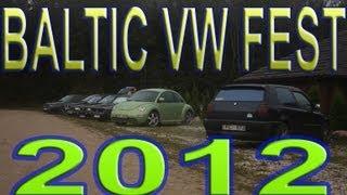 Baltic Vw Fest 2012 Latvia
