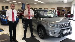 New 2020 Suzuki Vitara Hybrid - Colin Appleyard
