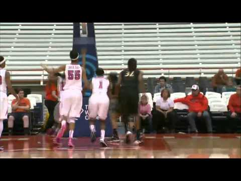 Highlights from loss to Florida State - Syracuse Women