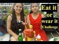 Eat It Or Wear It Challenge Stuti Entertainment mp3