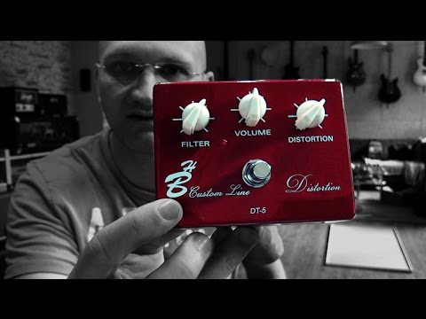 Harley Benton Custom Line Pedals - Unboxing all 15 of them
