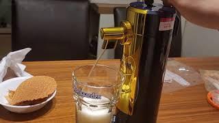 맥주거품기