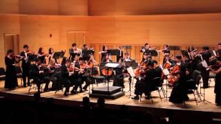 HHS Chamber Orchestra Brandenburg Concerto No 3
