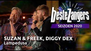 Diggy Dex, Suzan & Freek - Lampedusa | Beste Zangers 2020