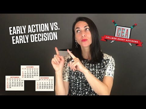 College Application Deadlines 101: Early Decision, Early Action, Rolling, And More!