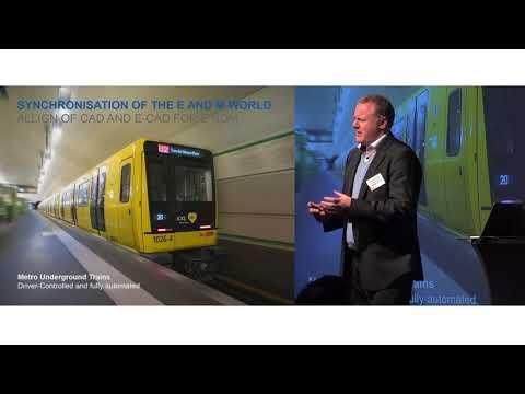 Roland Reichlin, Leader Business Applications, Stadler Rail - PLM Innovation Forum 2017