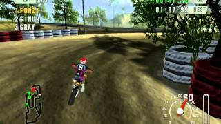 MX vs. ATV Unleashed PC Gameplay