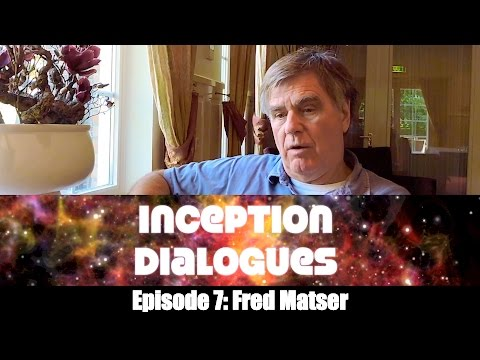 Inception Dialogues 7: Humanitarian and author Fred Matser