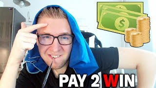 PAY TO WIN - World of Tanks