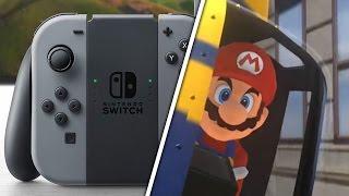 Mario no GTA e serviço online do Nintendo Switch