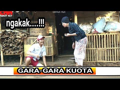Ngakak!!!  Gara-gara Kuota - komedi jawa lucu