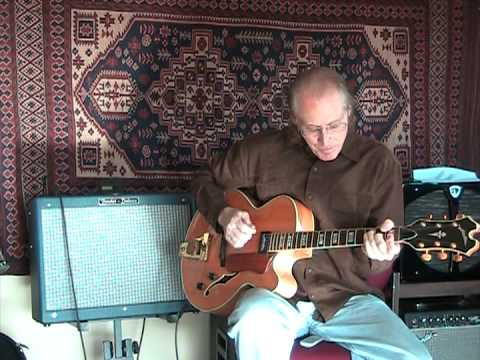 Dream A Little Dream of Me - Guitar Chord Solo Instrumental - Jim Wright