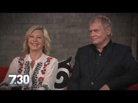 Olivia Newton-John and John Farnham together again