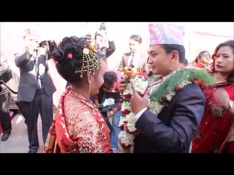 Wedding Ceremony In Nepal / Newar Community ( Shakya / Bajracharya )