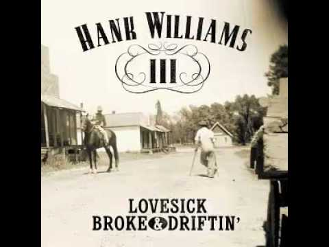 Hank Williams III- Mississippi Mud