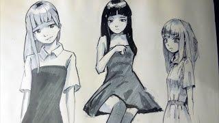 Sketching Manga-Style 2