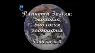 Передача 5. Природные зоны России. Часть 2