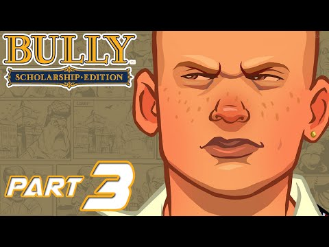 Bully Part 3 Scholarship Edition [HD] Walkthrough Playthrough Gameplay Xbox360/PS3/Wii