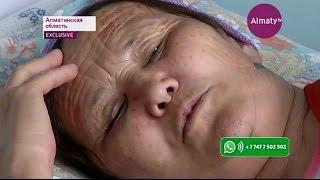В селе Шелек Алматинской области двое молодых парней избили пожилую женщину (17.05.17)