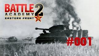 Battle Academy 2 Battle Of Kursk #1 - german - Nächtlicher Einsatz mit der 9. Armee!