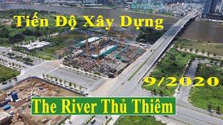 The River Thủ Thiêm - Khu đô thị mới Thủ Thiêm