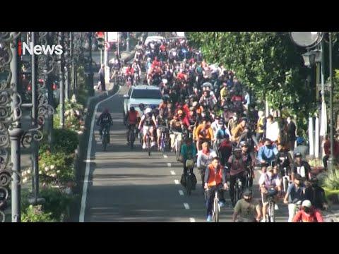 Kota dan Tempat Wisata di Bandung Ramai, Warga: Bosen Beberapa Bulan Dirumah - iNews Siang 14/06