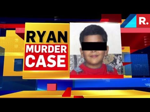 17 Year Old Class XI Student DETAINED In Ryan School Kid Murder Case