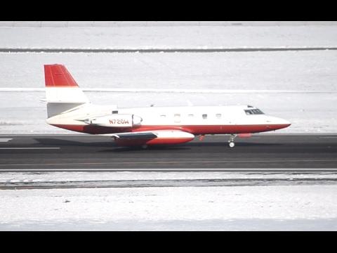 Rare!!! Lockheed Jetstar [N72GW] Takeoff From PDX