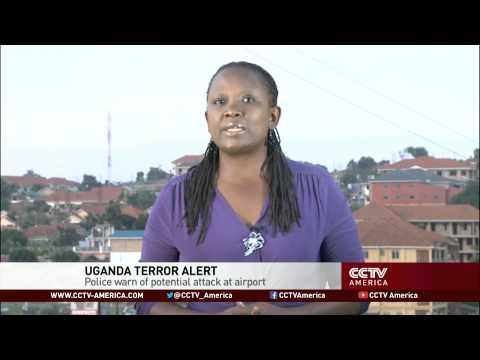 U.S. warns of terror threat against Uganda airport