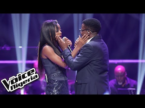 "Glowrie vs Wilson - ""Hurt You"" / The Battles / The Voice Nigeria Season2"