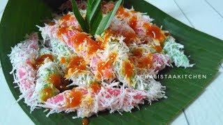 MEMBUAT CENIL PALING MUDAH DAN ENAK  -  Resep Klanting Jajan Pasar Khas Jawa timur