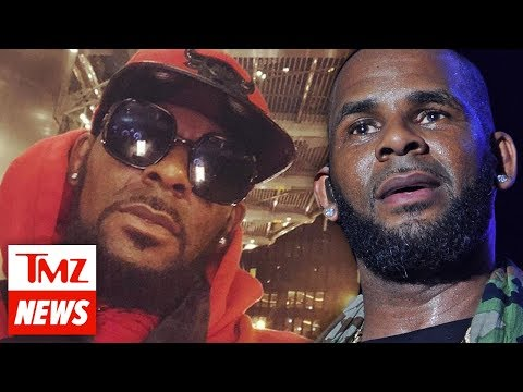 R. Kelly Riddled with Panic Attacks Before and After Lifetime's 'Surviving' | TMZ NEWSROOM TODAY
